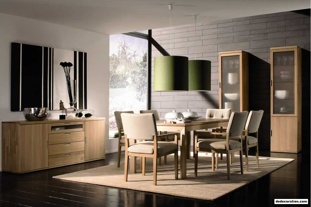 Trendy Notion For Contemporary Dining Area Layout - http://www.dedecoration.com/interior-home-design/trendy-notion-for-contemporary-dining-area-layout.html