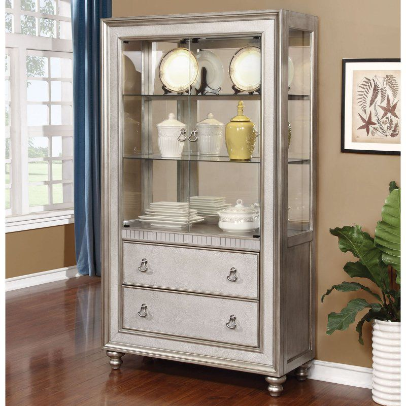 Coaster Company Of America Boyle Curio Cabinet