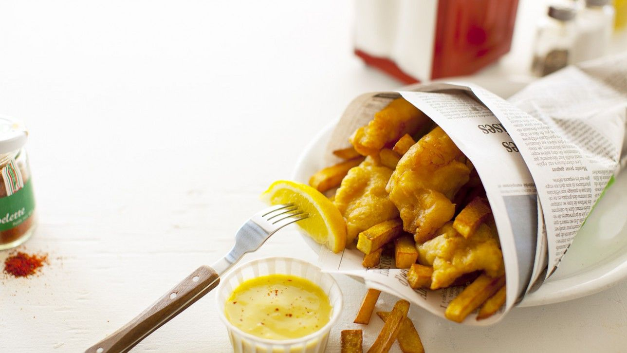Fish and chips rebelles