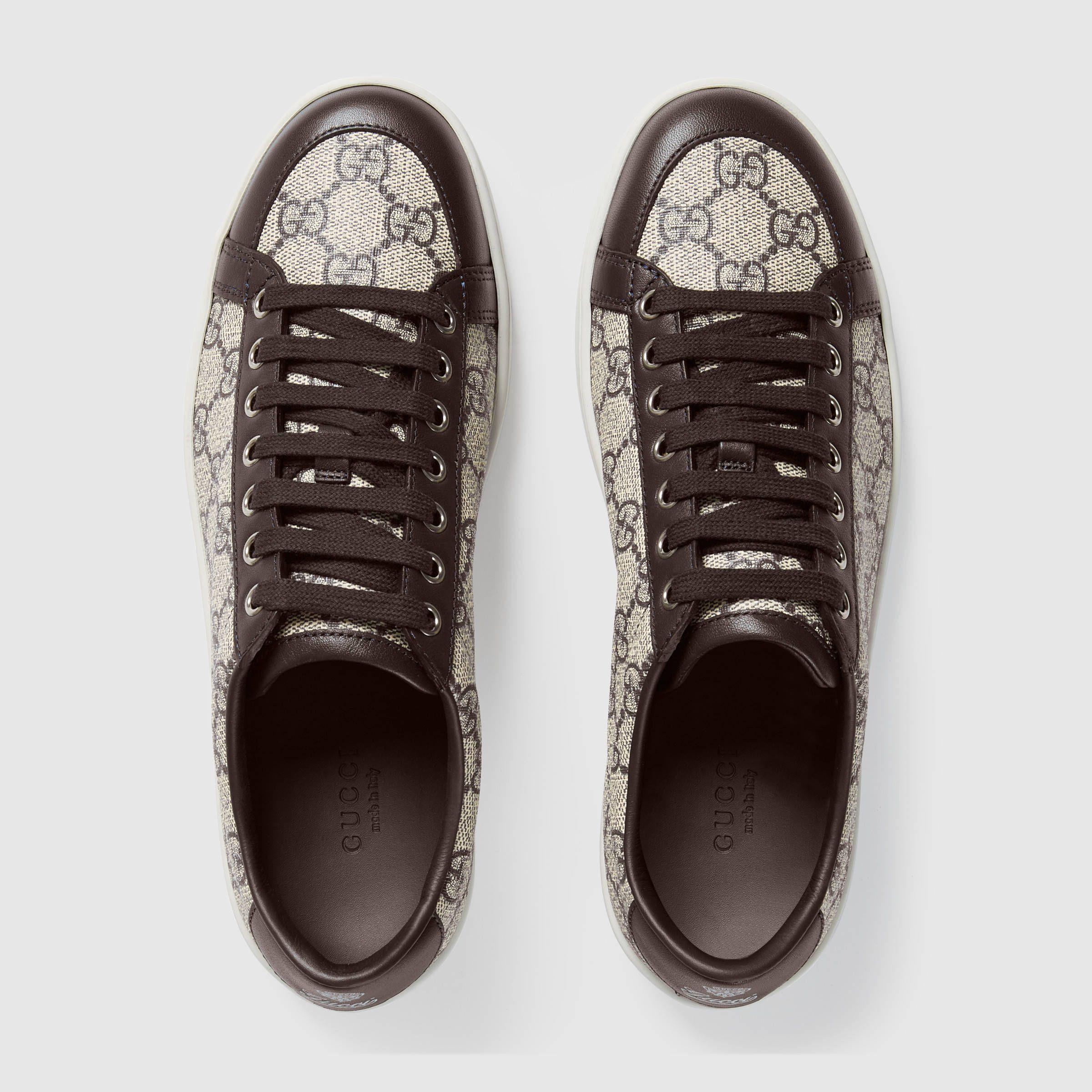 Gucci Brooklyn GG Supreme sneaker