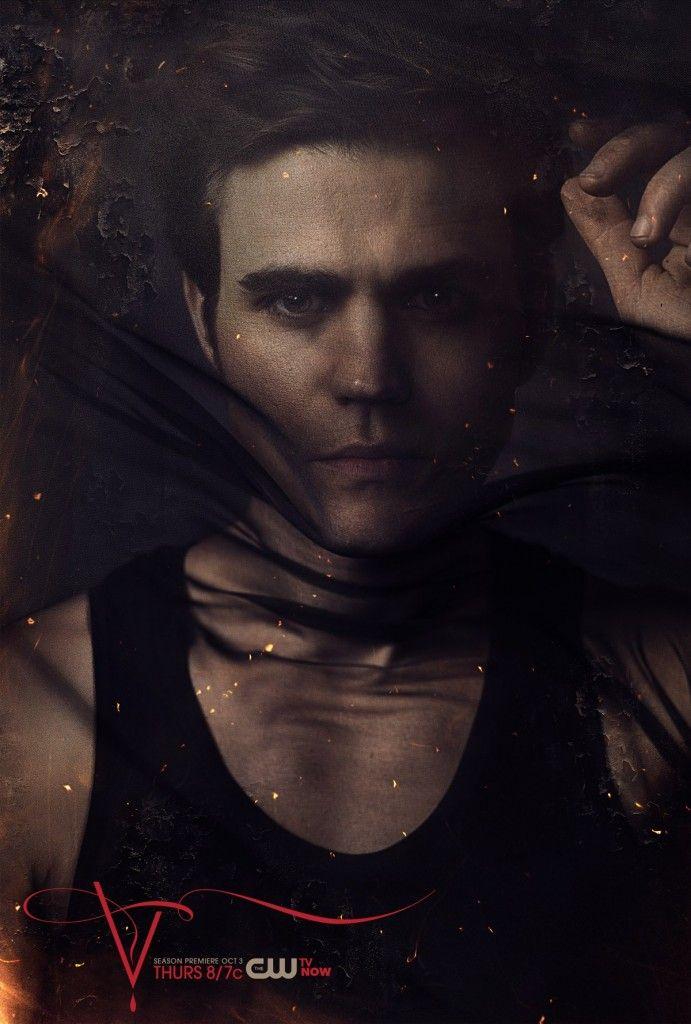 The Vampire Diaries Season 5 Promo Posters Vampire Diaries Season 5 Vampire Diaries Seasons Vampire Diaries