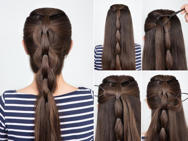 50 Simple And Easy Long Hairstyles For Women To Do At Home In 2020 Hair Styles Easy Hairstyles For Long Hair Long Hair Styles