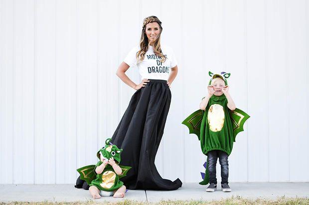 5 originelle Halloween-Kostüme für Kids