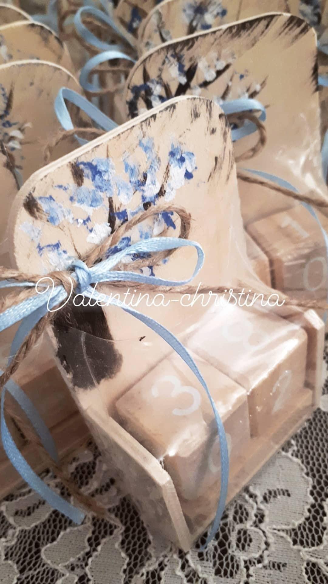 c960afdd5917 Όταν η τέχνη συναντά την δημιουργία μπομπονιέρας!!!!ξύλινο ημερολόγιο με  δέντρο της ζωής by valentina-christina handmade products 2105157506