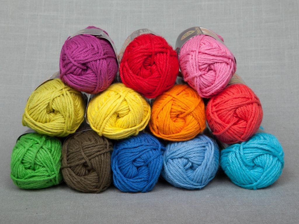 Lion Brand Kitchen Cotton Yarn