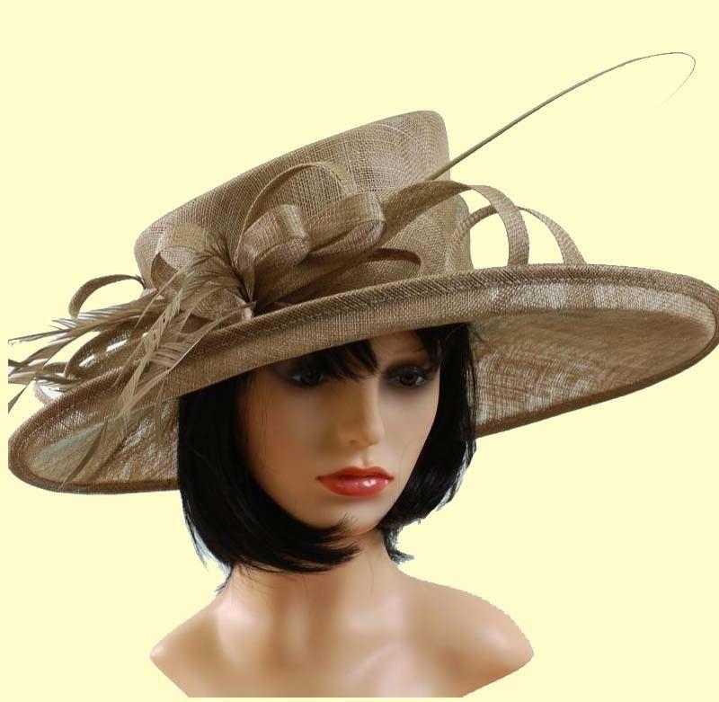 Brim Wedding Hat Ascot Race Mother Of The Bride Max Ellie Failsworth