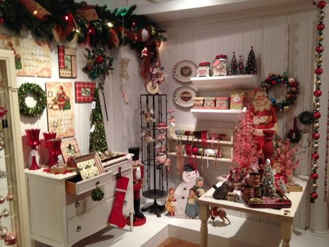 Creative Co-op's showroom at the Dallas Gift Market, winter 2014 ...