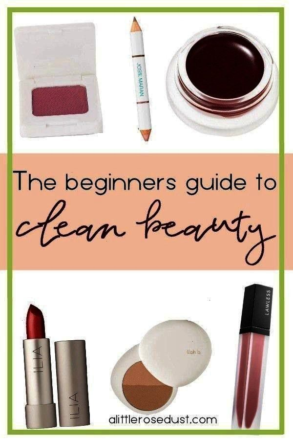 Clean beauty can be a huge topic to swallow So Ive broken it down so even if youre completely new to the world of clean makeup you can dive head first in and make a diffe...