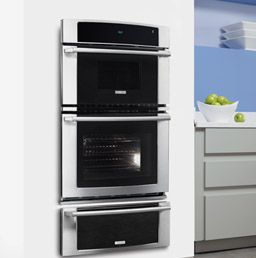 Single Double Wall Oven Microwave Combo Perfectconvect³ Convection Technology
