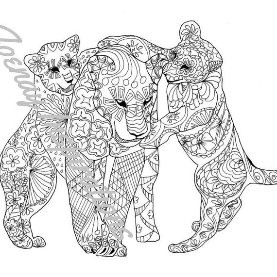 adult coloring book printable coloring pages coloring pages coloring book for adults instant. Black Bedroom Furniture Sets. Home Design Ideas