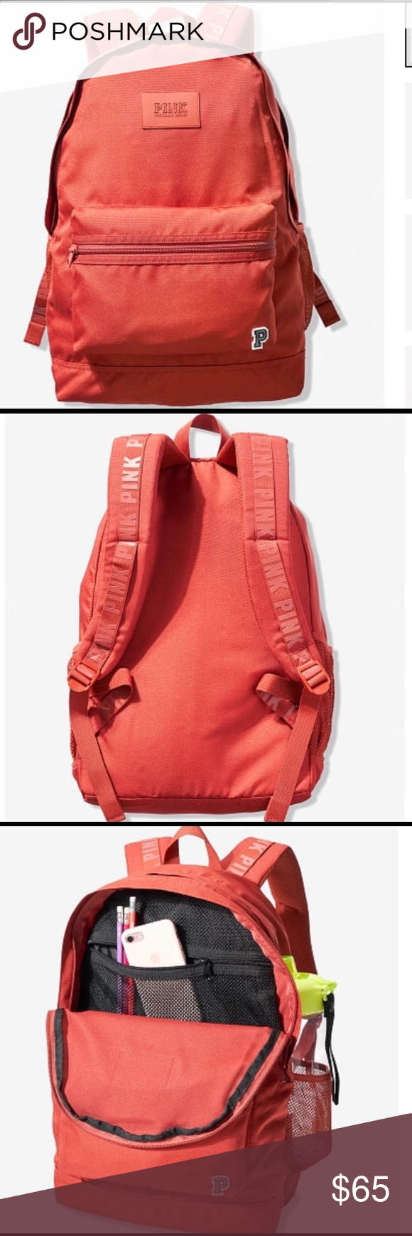 cheap victoria secret pink campus backpack