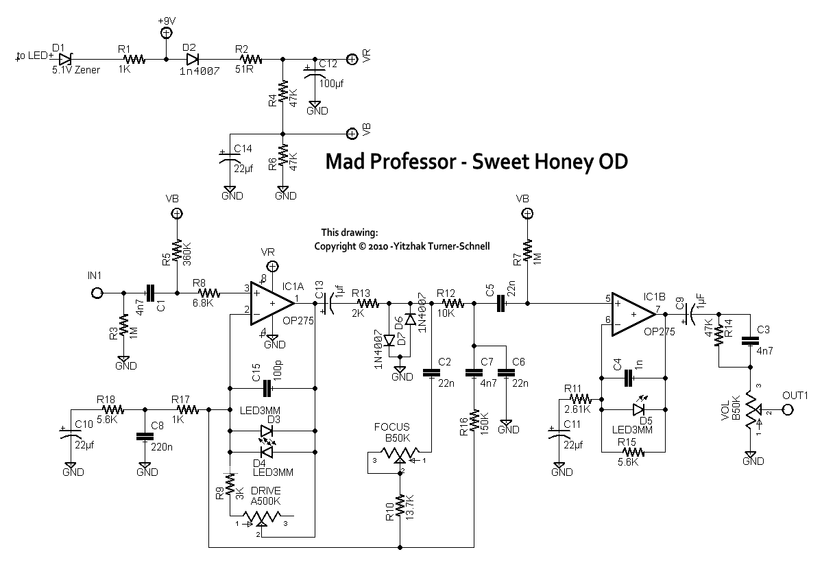 Information Society Mxr Distortion Plus Electronic Circuit Schematic Schematics Images Gallery Mad Professor Sweet Honey Overdrive Shod Is A Super Touch Rh Pinterest Com