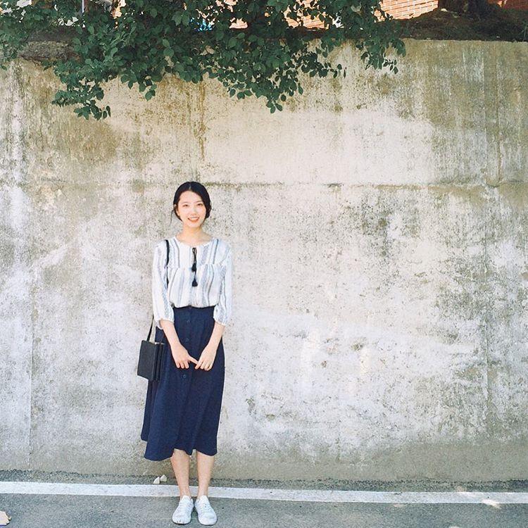 / Jane skirt , Tassle blouse 가장 많이 사랑해주시는 코디세트,