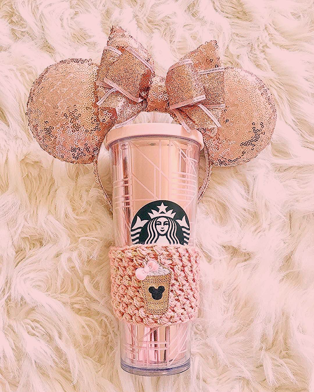 Photo of This Geometric Rose Gold Tumbler Might Be the Prettiest Starbucks Cup Yet