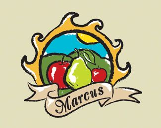 36+ Delicious Fruit & Vegetable Logo Designs for Inspiration