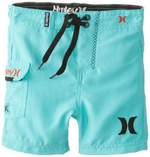 55c50c6eeb775 Hurley Baby-Boys Infant One and Only Short Sleeve Board Short ...