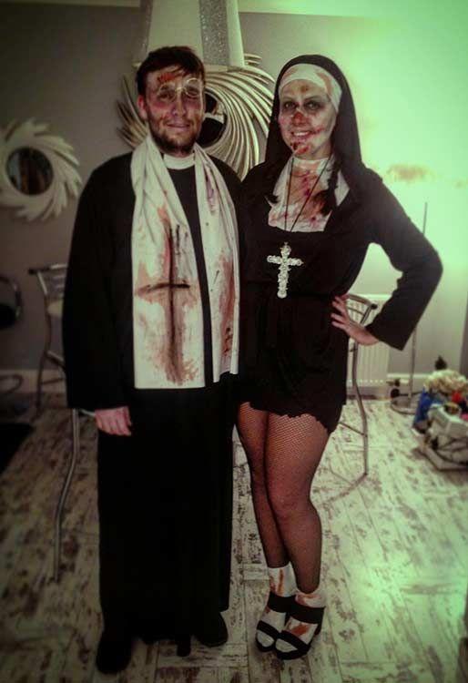 Celebrity halloween dress up 2019