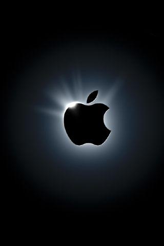 Apple Simple Logo