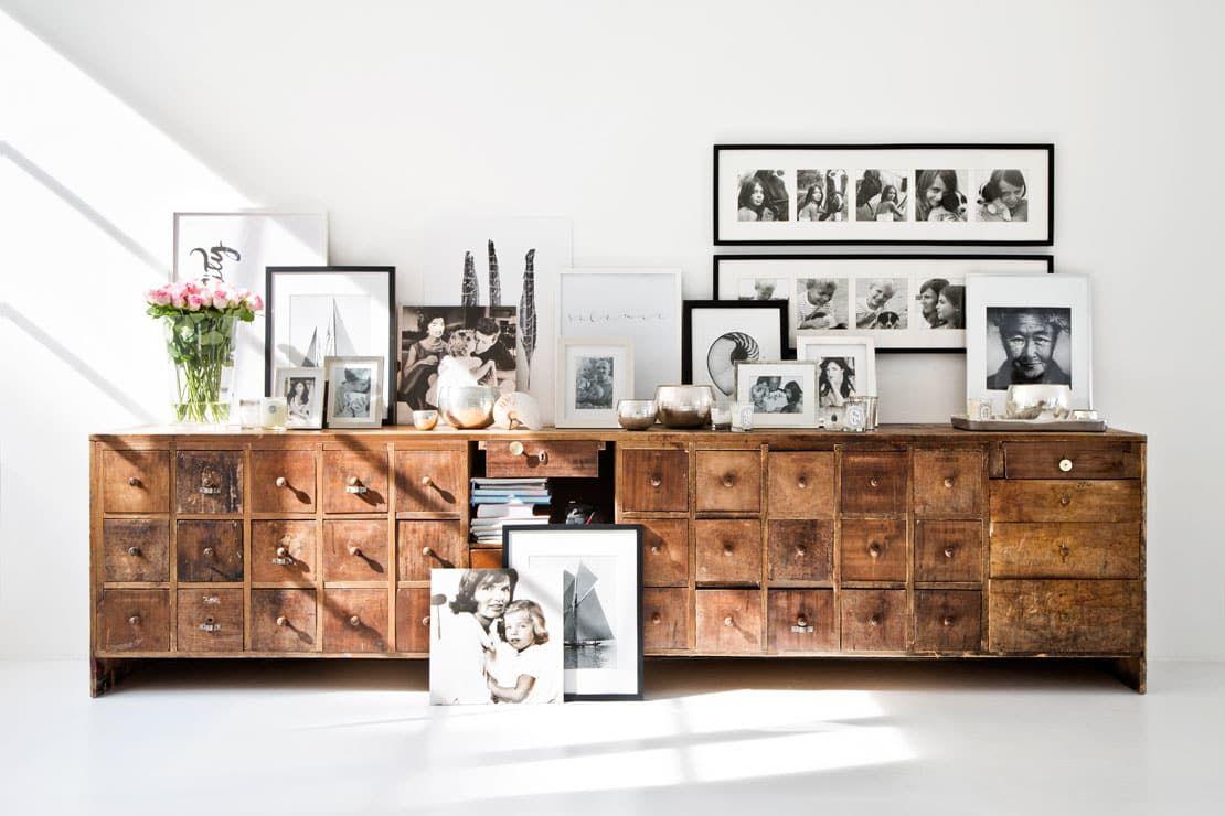 Sideboard Wohnzimmer Paletten