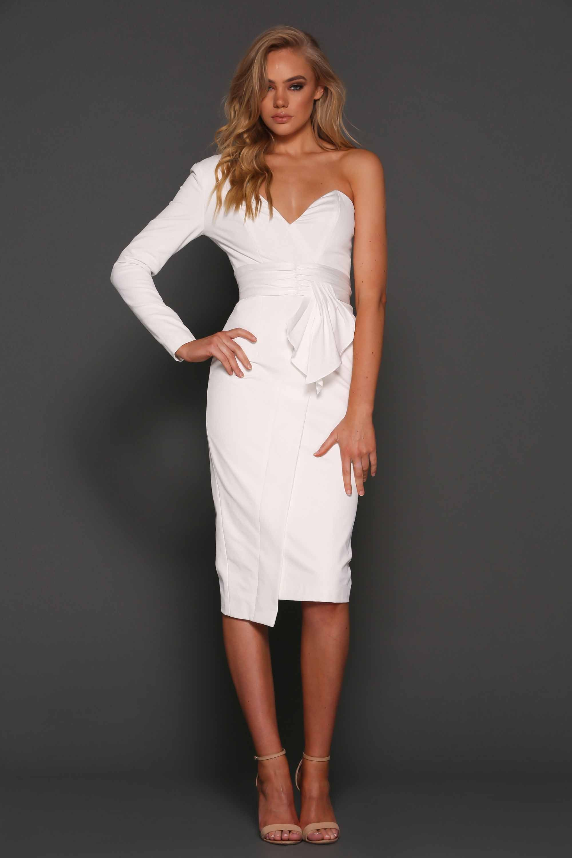 Wedding Rehearsal Dress.Dolores White Things To Wear In 2019 Engagement Party Dresses