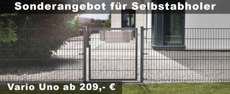 Zäune und Tore online günstig kaufen Zäune und tore