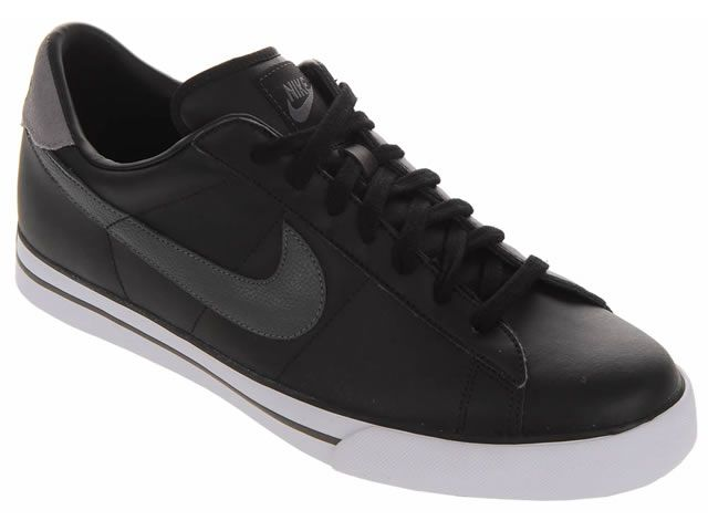 diámetro pañuelo de papel éxtasis  Nike Sweet Classic Leather SI Black Dark Grey White | walktall.co.uk |  Classic leather, Leather, Nike