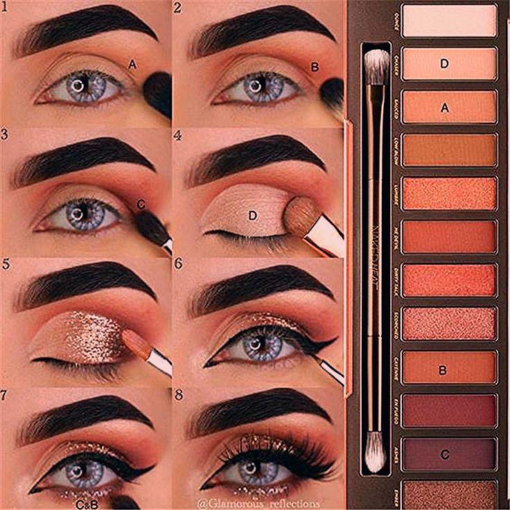 Photo of 23 Natürliche Smokey Eye Make-up machen Sie brillant
