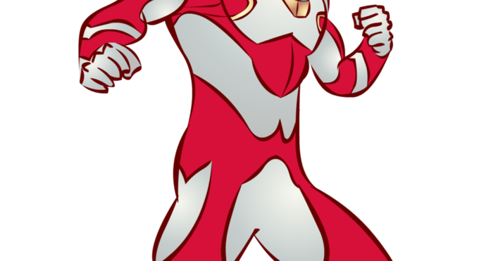 Mewarnai Gambar Ultraman Victory