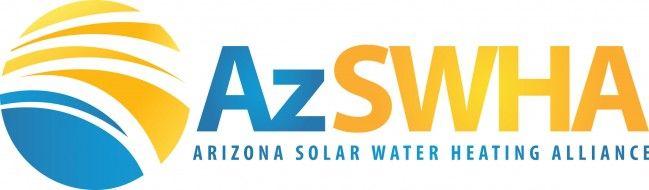 Introducing The Arizona Solar Water Heating Alliance Solar Water Heating Solar Water Water Heating
