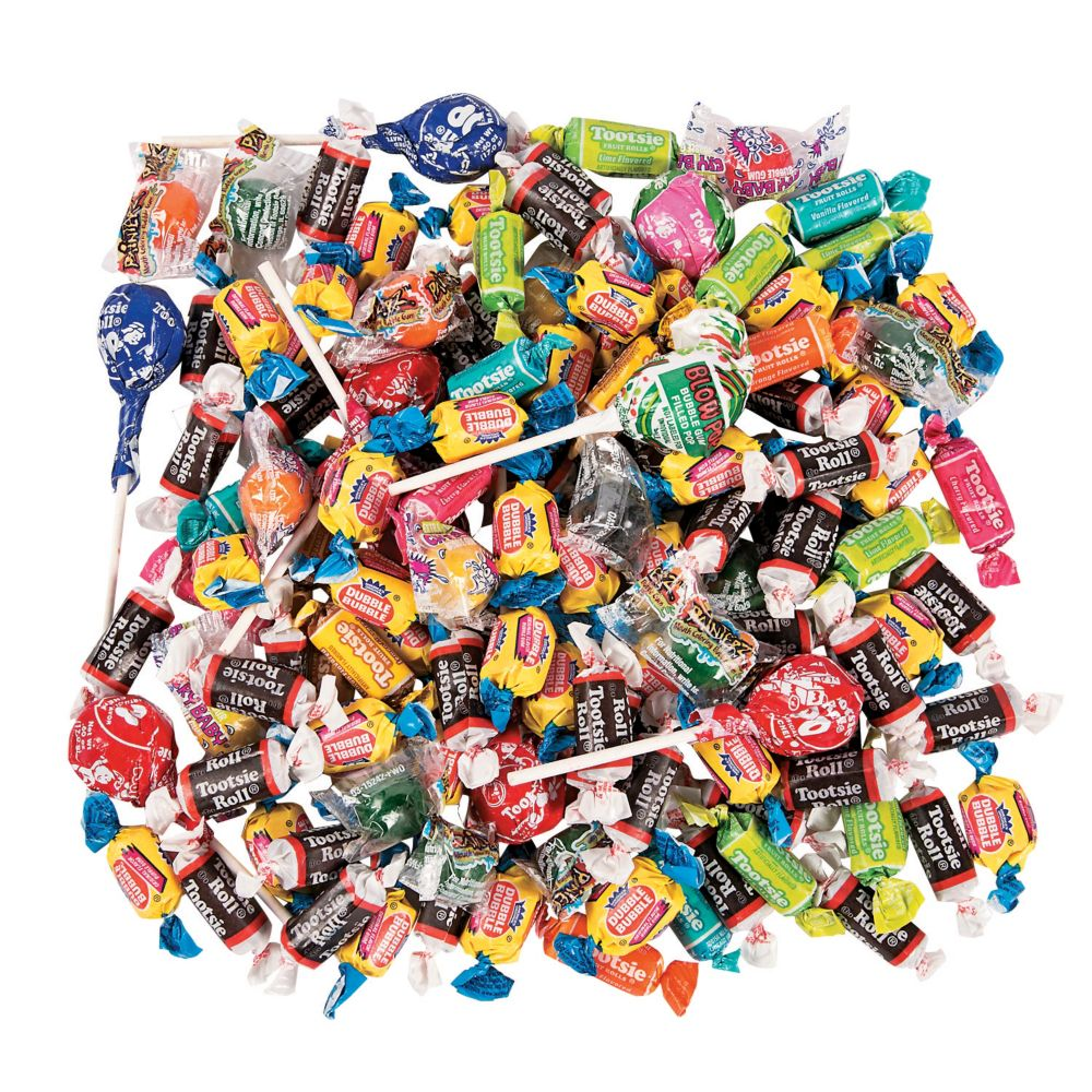 Concord Kidz Pix!(TM) Candy Assortment Candy, Bulk candy