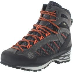 Photo of Hanwag 11100-064023 Makra Combi Gtx Asphalt Orange Herren Trekking Stiefel – Grau Hanwag