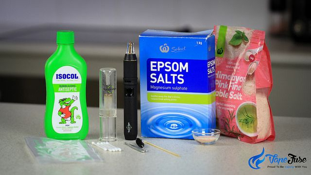How To Clean Your Vaporizer Bubbler Vapefuse Blog Bubbler Cleaning Cleaning Guide