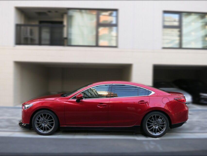 ATENZA (Mazda6) side