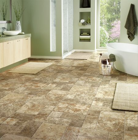 Bring Nature Indoors And Make Your Bathroom A Relaxing