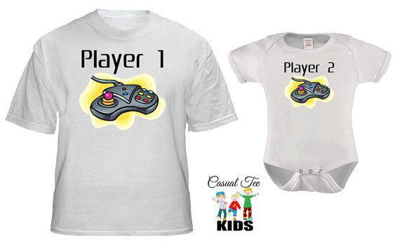 15 playeras súper lindas de papá y bebé que hacen juego  648bf171202a1