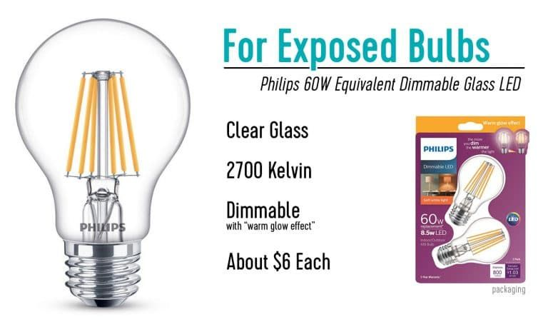 The Best Led Light Bulbs We Ve Found For The Entire House Clear Light Bulbs Bulb Led Light Bulbs