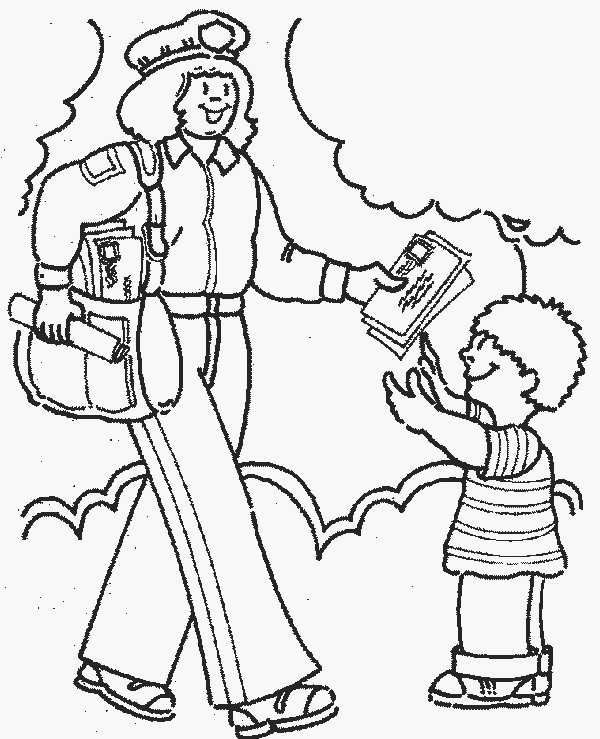 Free Printable Community Helper Coloring Pages For Kids Community Helpers Preschool Community Helpers Super Coloring Pages