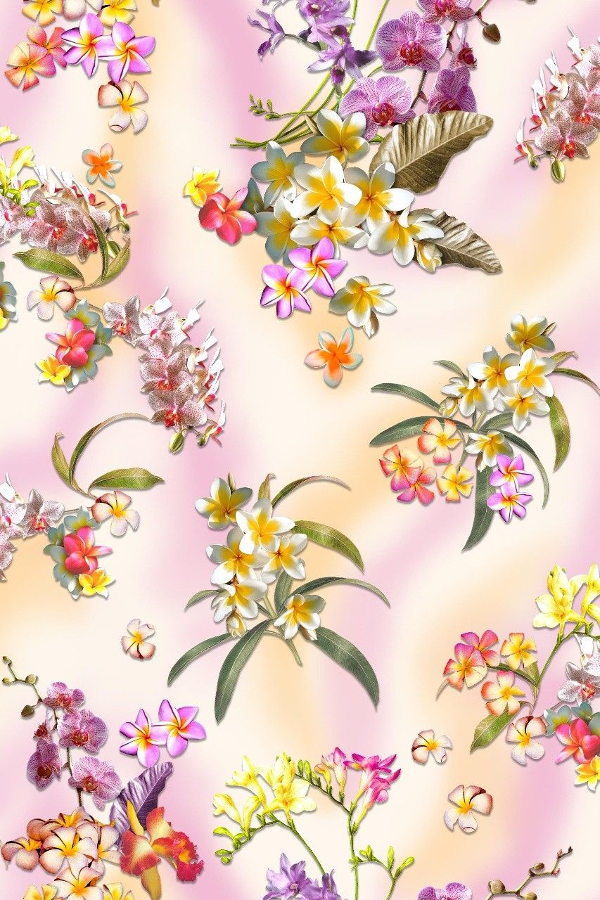 Pin By Patelhitesh On Hitesh With Images Watercolor Flowers