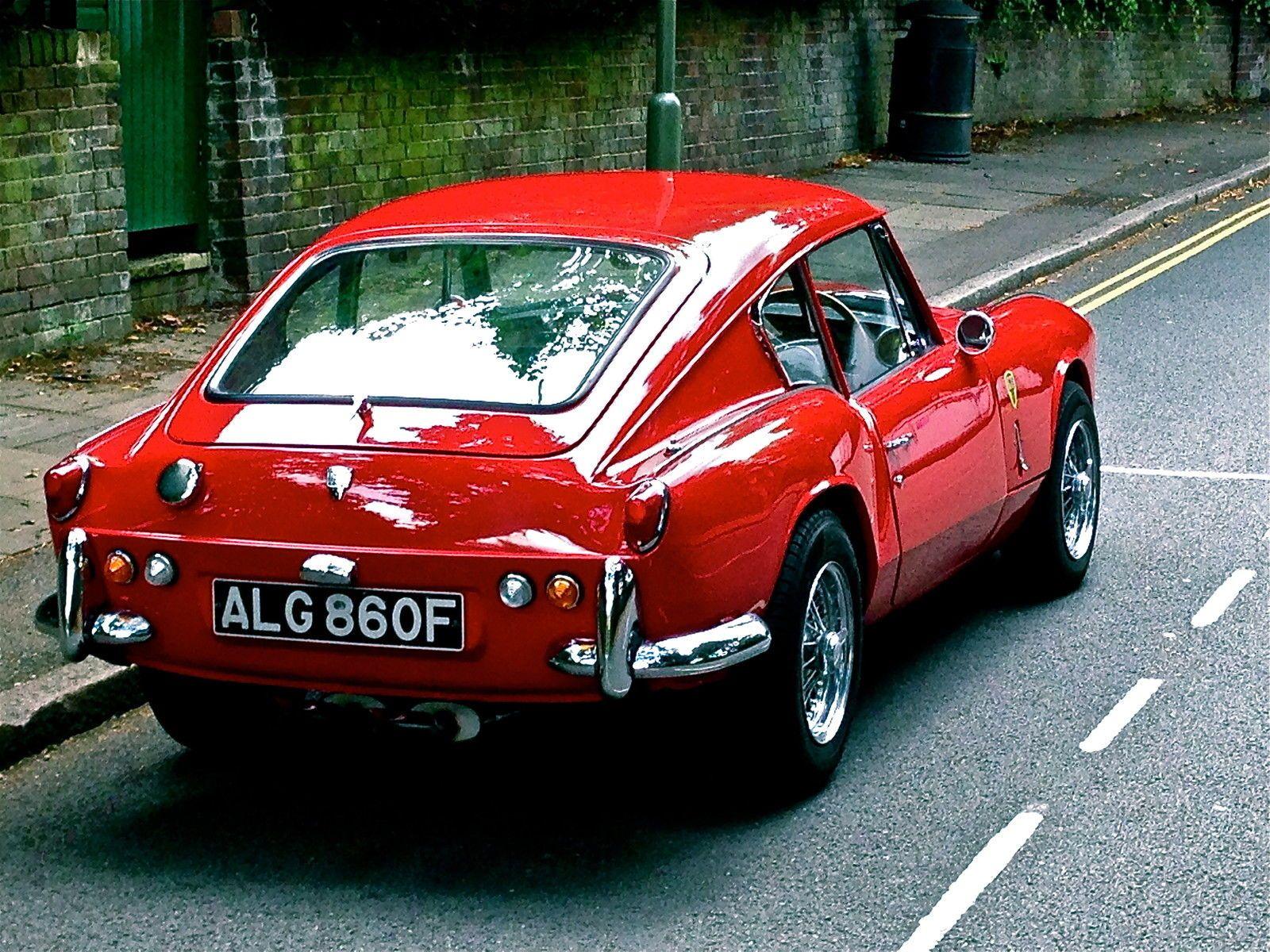 1967 TRIUMPH GT6 MK1 SPORTS COUPÉ   Triumph Sports   Pinterest   Mk1 ...