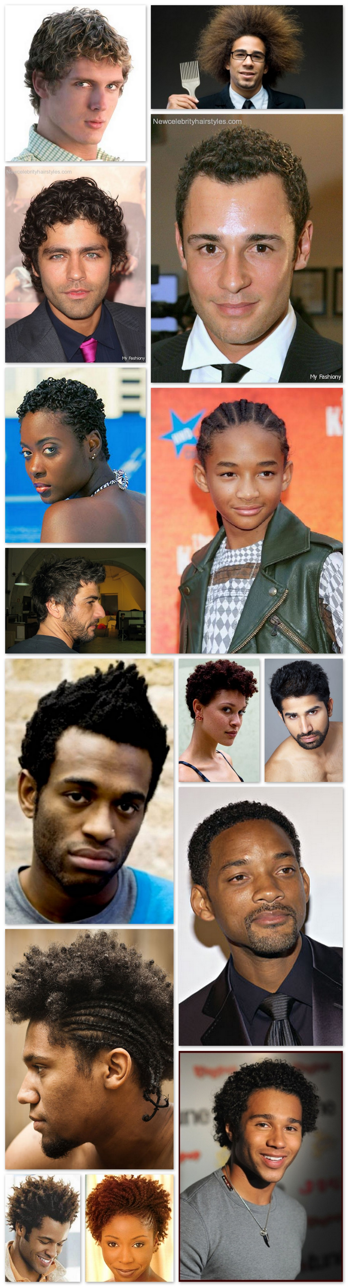 Black Boys Haircuts Ideas For Rough Natural Hair Type 2015 2016