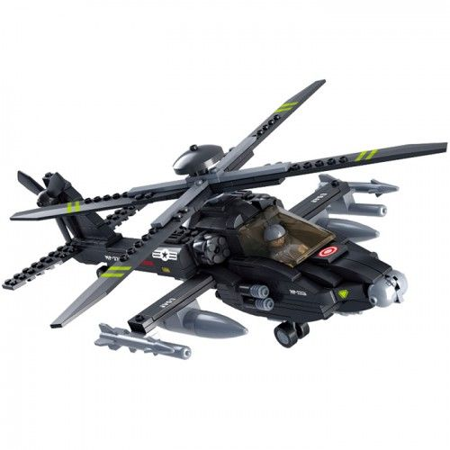 Apache Longbow Helicopter Lego Compatible Lego Pinterest