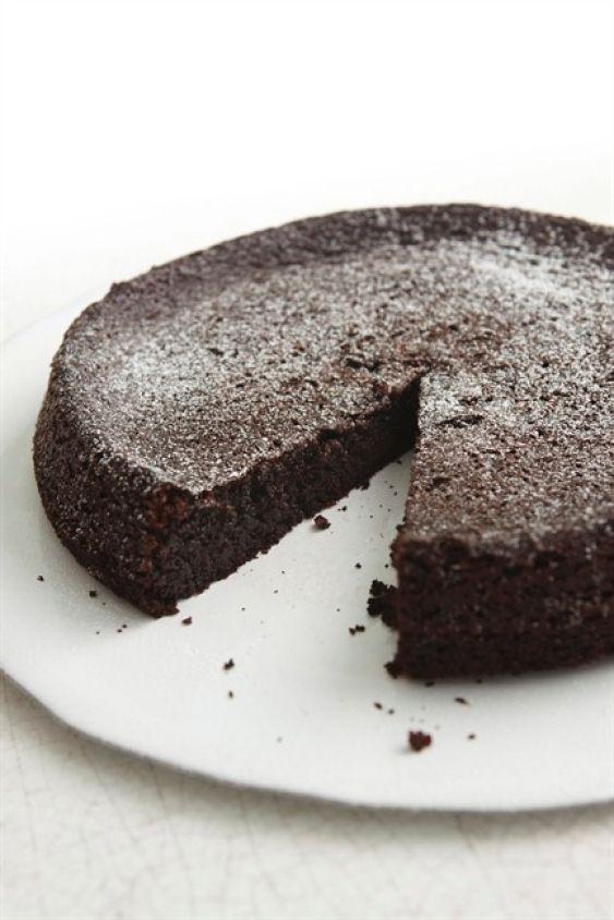 Best Olive Oil Chocolate Cake