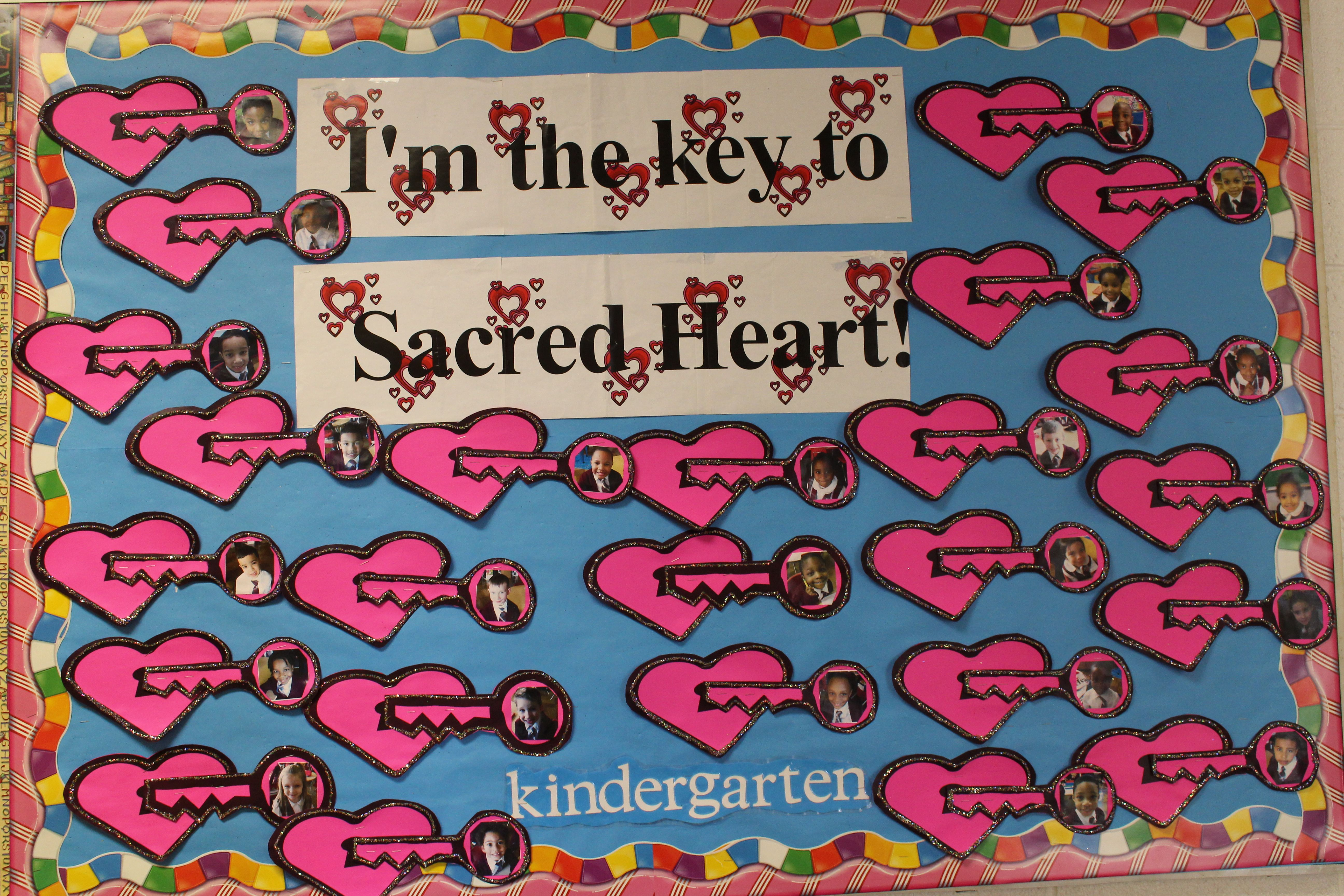 Kindergartens Catholic Schools Week Bb