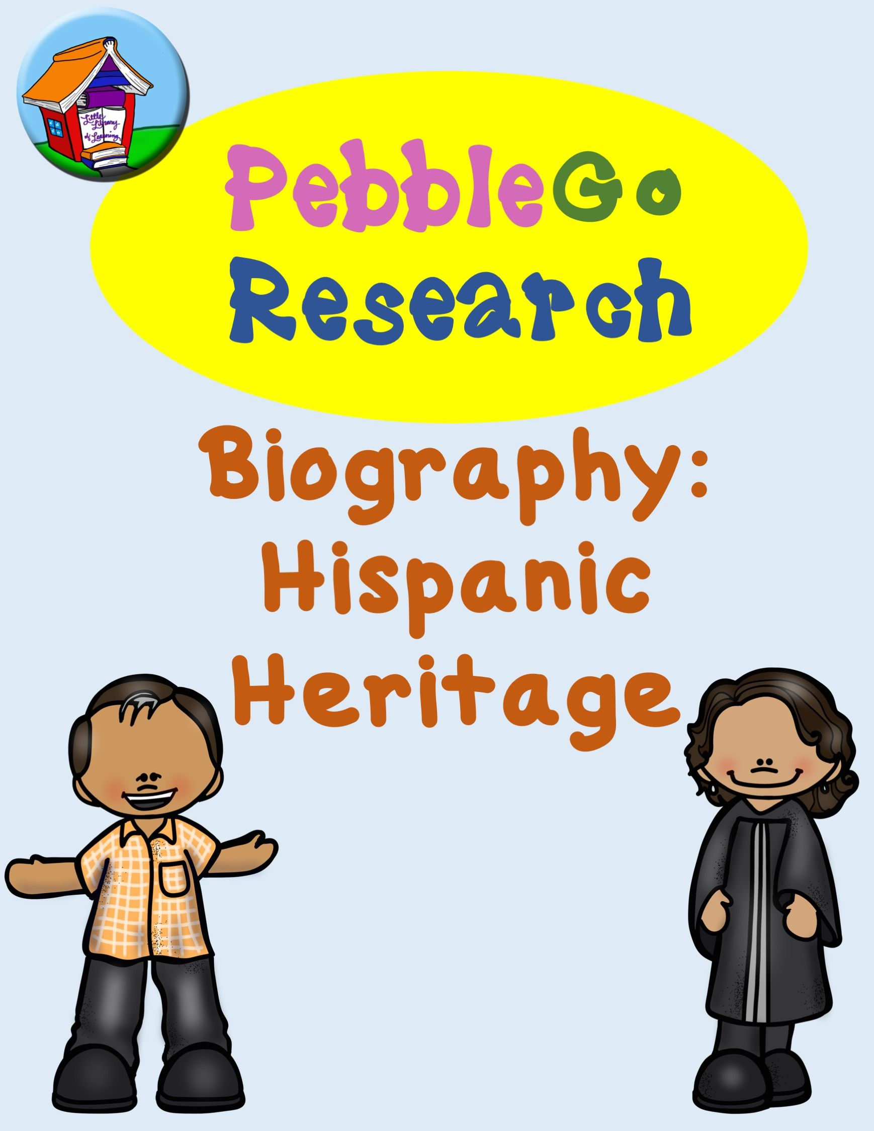 Pebblego Biography Hispanic Heritage