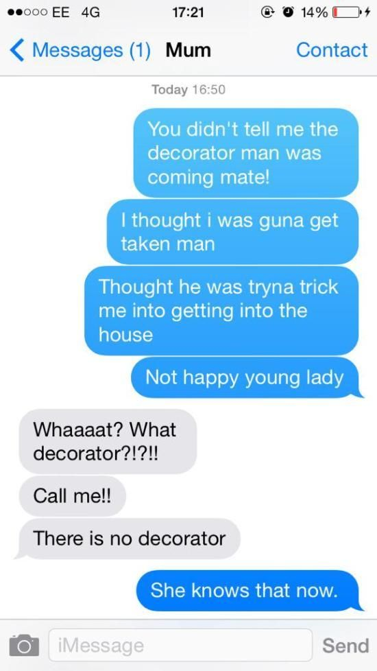 Did This Daughter Go Too Far with this Text Prank? [Click ...