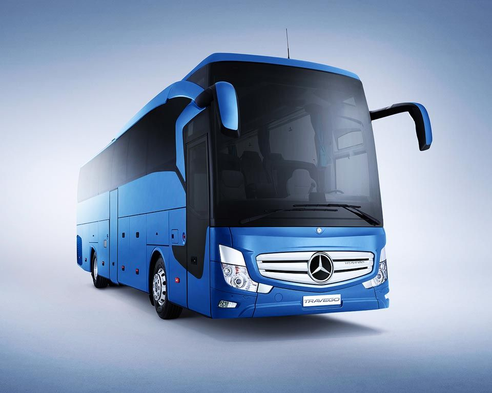 New Travego 2016 Mercedes Benz Bus Design Interior Exterior