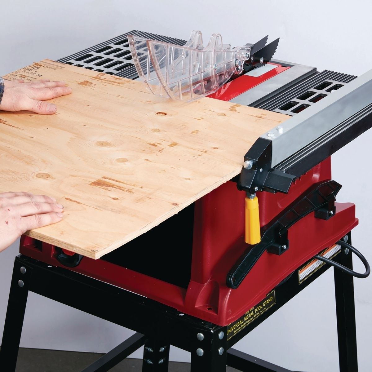 10 In 15 Amp Benchtop Table Saw In 2020 Benchtop Table Saw