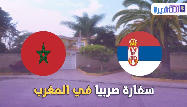 سفارة صربيا في المغرب Pie Chart Chart Diagram