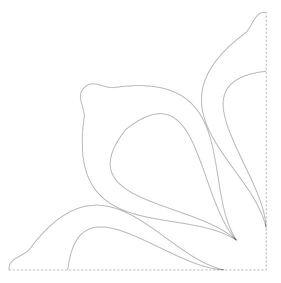 Los bordados gratuitos imaginesque | APLIQUES, APPLIQUES | Pinterest ...