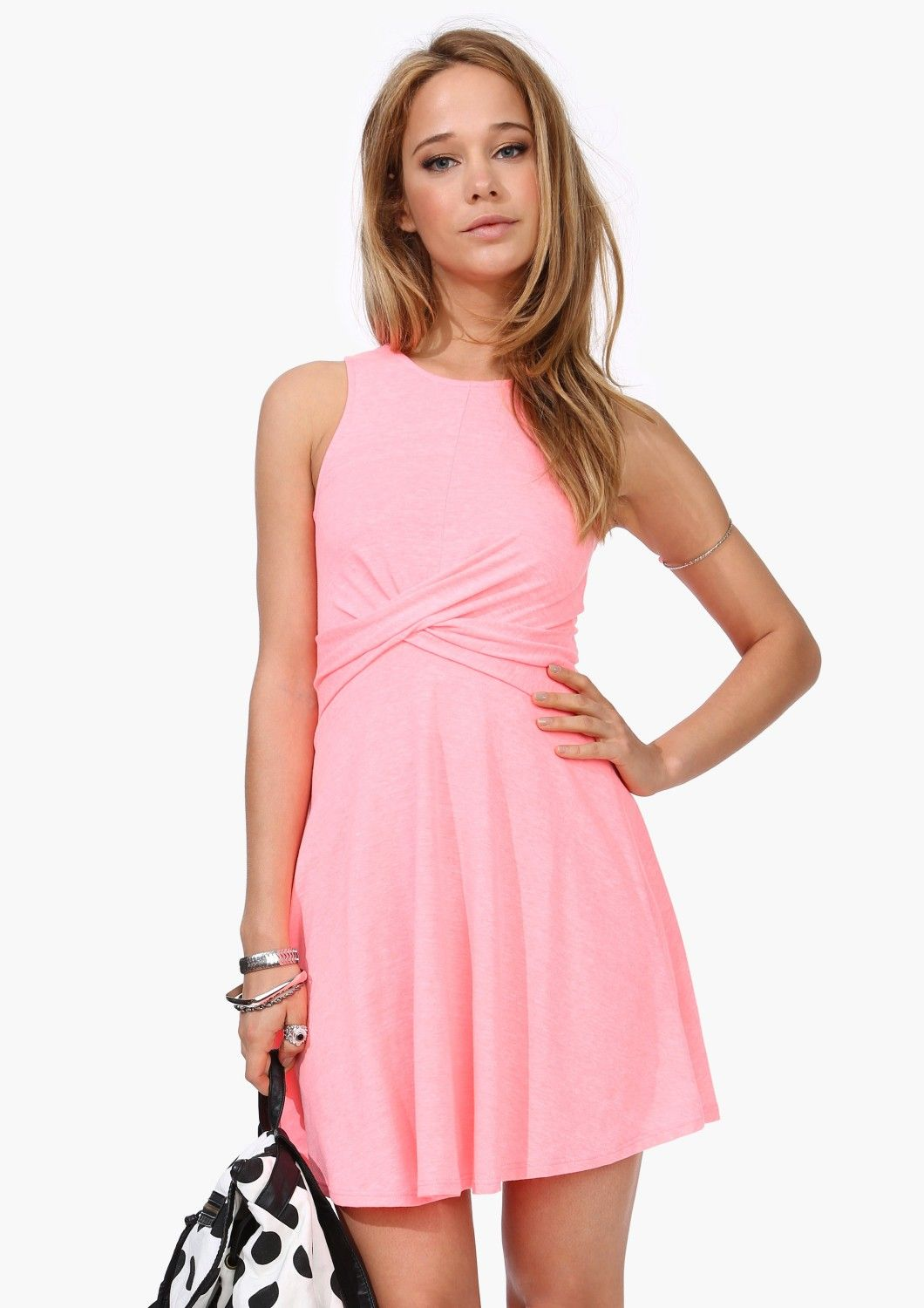 Twist Tank Dress | Fashion | Pinterest | Falda, Amar y Vestiditos
